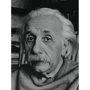 ALFRED EISENSTAEDT - Albert Einstein