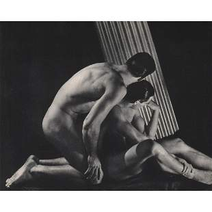 GEORGE PLATT-LYNES - Male Nudes