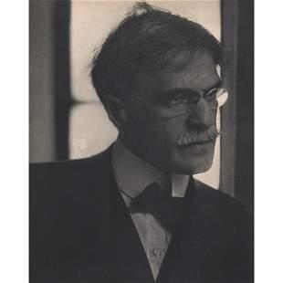 EDWARD STEICHEN - Alfred Steiglitz