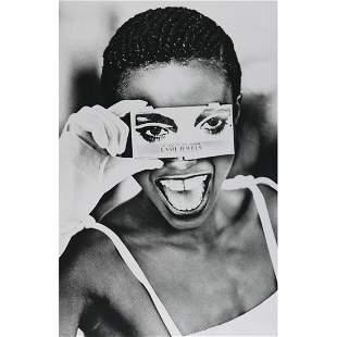 ELLEN VON UNWERTH - Lash Jewels, Yeah! New York, 1993