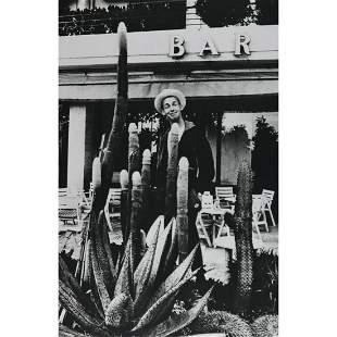 ELLEN VON UNWERTH - Willye, Cannes, 1988