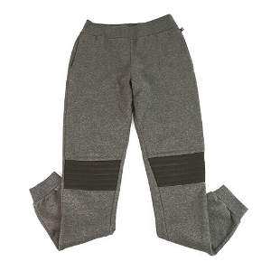 Philpp Plein junior Sweatpants Trousers Gray and red