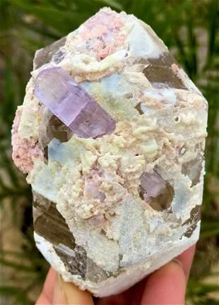 517 Gram Top Quality Damage Free Pink Color Tourmaline