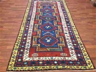 Antique Kazak Caucasian Rug-3208