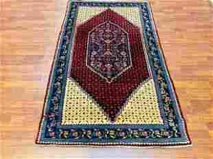 Antique Karabagh Caucasian rug-3017