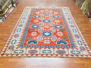 Vintage Kazak Caucasian Rug