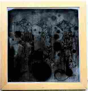 Cliff Benjamin: Untitled