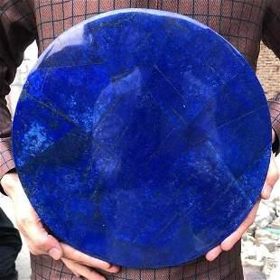 4700 Grams Beautiful Lapis Lazuli Table