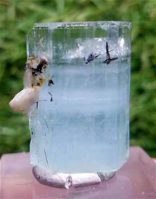 13 Grams Beautiful Stunning Piece of Aquamarine Crystal