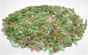 113 Grams Beautiful Mix Tourmaline Pin Crystals Lot