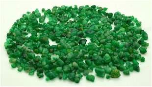 46 Grams Beautiful Rough Emerald
