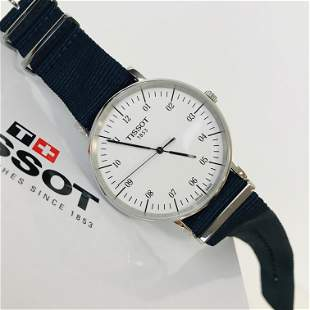 TISSOT Everytime Large Stainless Steel Watch