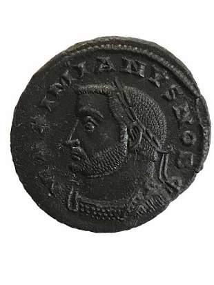 Roman Empire. Maximianus 302-303 C.E.