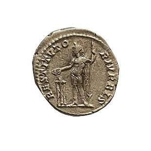 Roman Empire. Septimius Severus, Denarius, 200/201 C.E.