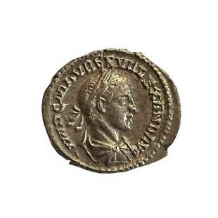 Roman Empire, Severus Alexander, Denarius, 222 C.E.