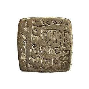 Northern India. Mughal empire. Akbar 1556-1605 silver