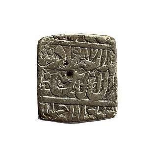 Northern India, Mughal empire, Akbar c1579. Silver