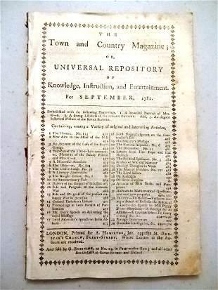 1782 Magazine Revolutionary War