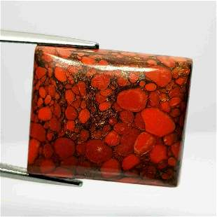 29.70 ct Mohave Red Turquoise