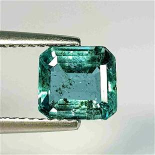 "1.51 Ct "" IGI Certified "" Natural Emerald"