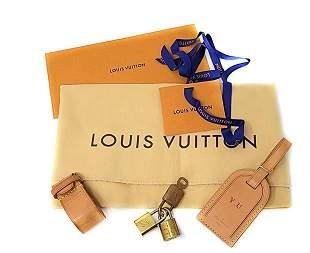 Authentic Louis Vuitton Monogram Accessories Dust Bag