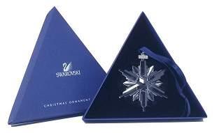Swarovski Annual 2006 Crystal Limited Edition Star