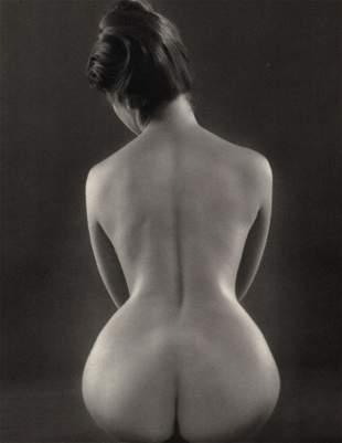 RUTH BERNHARD - Hour Glass, 1971