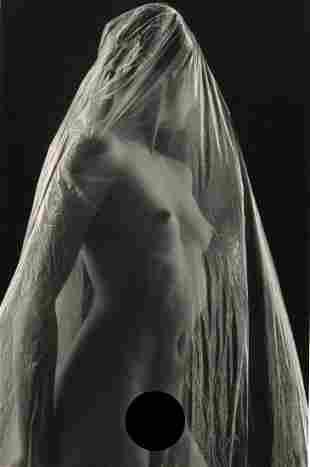 RUTH BERNHARD - Transparent, 1968