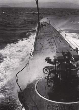 PIERRE BOUCHER - Le Pegase submarine, Toulon, 1938