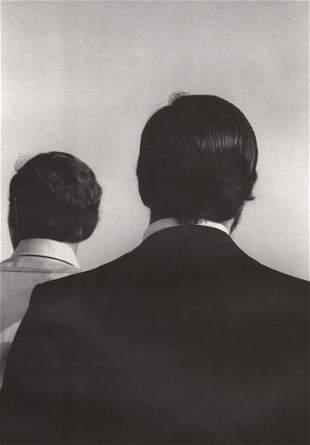 ANDRE GELPKE - Untitled (Two Men)
