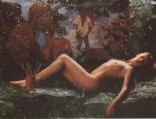BERT STERN - The Cotswolds, 1986