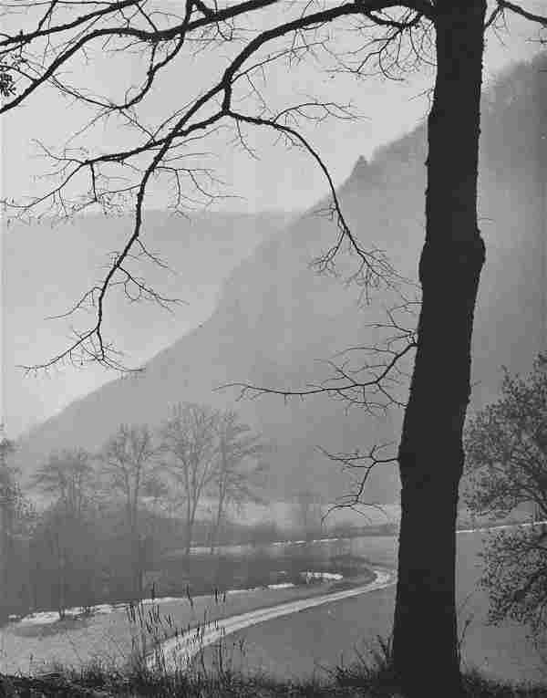 WERNER STUHLER - View from the Schwabische Alb