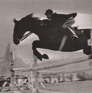 MAURICE TABARD - Cavalier