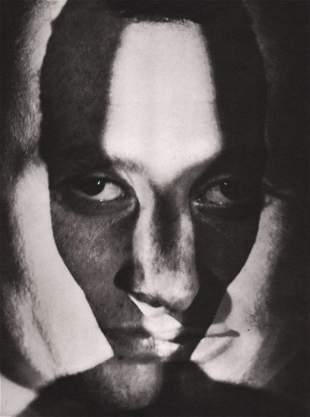 MAURICE TABARD - Composition, 1929, superimpression