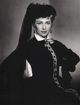RAYMOND VOINQUEL - Martine Carol, Nana, 1955 by