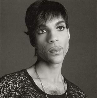 RICHARD AVEDON - Prince, Musician, New York, 1995
