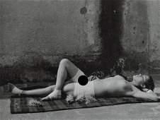 MANUEL ALVAREZ BRAVO - Good Reputation Sleeping, 1938