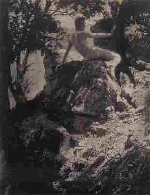 ANNE BRIGMAN - Pan, 1914