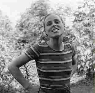 EMMET GOWIN - Edith, Danville, Virginia, 1972