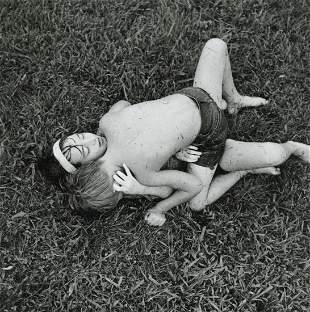 EMMET GOWIN - Nancy, Dwayne, Danville, Virginia, 1970