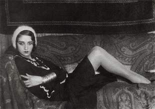 JACQUES-HENRI LARTIGUE - Renee, Paris, 1931