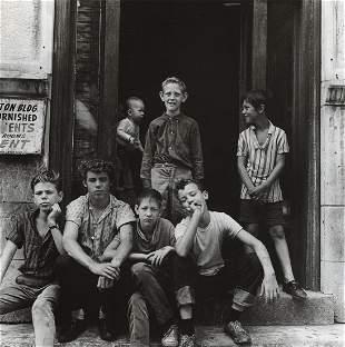 DANNY LYON - Untitled, 1964-66