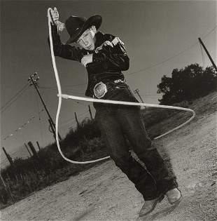 MARY ELLEN MARK - Arles Pearce, Texas, 1991