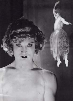 MAN RAY - Barbette, 1926