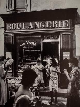WILLY RONIS - Giorno di Mercado, 1970