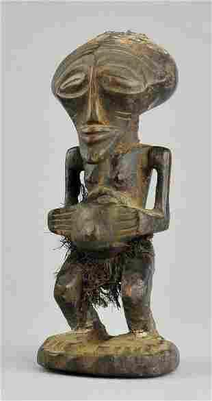 SONGYE Power Figure Fetish Nkisi Nkishi Congo Drc