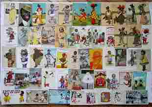 BLACK AMERICANA HISTORICAL COLLECTION of 0VER 300