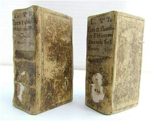 1630 2 vol. Universal vices of language by Jeremias