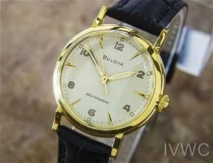Ladies Bulova L6 31mm Gold-Plated Dress Watch, c.1960s
