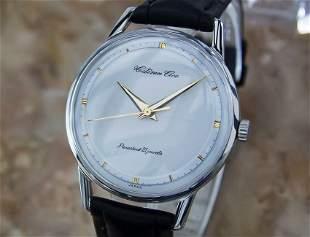 Mens Citizen Ace 36mm Hand-Wind Dress Watch, c.1960s